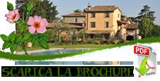 Brochure Ca' Matra Agriturismo